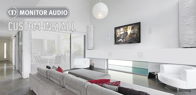 Monitor Audio Custom Install モニターオーディオ カスタムインストール