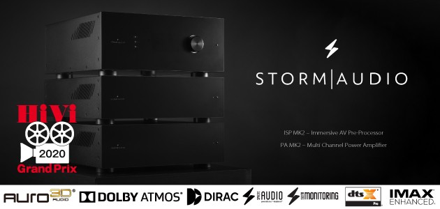 Storm Audio ストームオーディオ